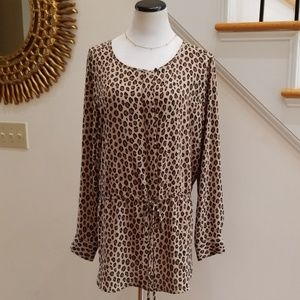 "Tunic Top - ""Ann Taylor"""